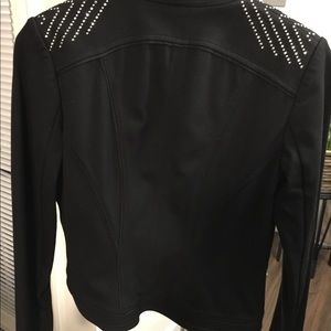 WHBM ponte jacket (throwback)